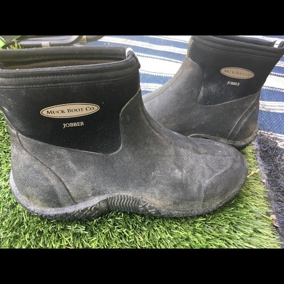 Jobber Muck Boots